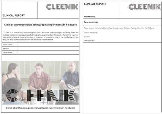 Cleenik report